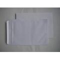 Obchodní taška obálka C5, bílá, samolepící - balení 0,45 Kč/ks