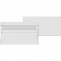 Dopisní obálky DL samolepící bez okénka - balení 1000 ks
