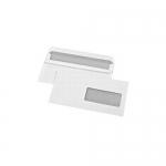 Dopisní obálka DL samolepící s okénkem - balení 0,27 Kč/ks